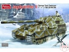 Amusing Hobby - German Tank Destroyer Jagdpanther II, 1/35, 35A011