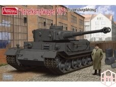 "Amusing Hobby - Pz.Kpfw.VI Tiger(P) ""Truppenübungsfahrzeug"", 1/35, 35A023"