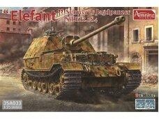 """Amusing Hobby - """"Elefant"""" Schwerer Jagdpanzer Sd.Kfz.184, 1/35, 35A033"""