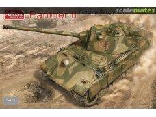 Amusing Hobby - Panther II Prototype Design Plan, Mastelis: 1/35, 35A012