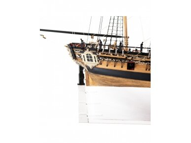 Amati - H.M.S. Fly, Scale: 1/64, B1300,03 4