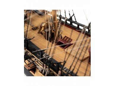 Amati - H.M.S. Fly, Scale: 1/64, B1300,03 5