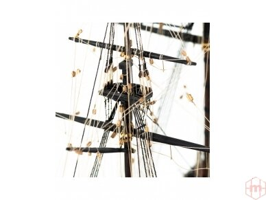 Amati - H.M.S. Granado, Mastelis: 1/64, B1300,02 6