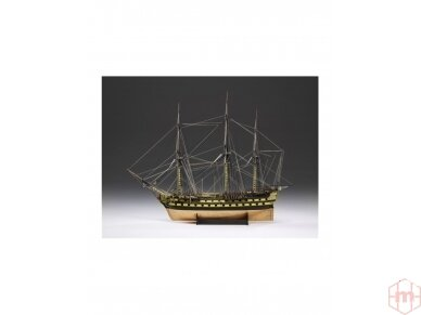 Amati - H.M.S. Vanguard, Scale:1/72, B1300,04