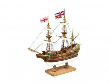 Amati - Mayflower - Pirmas žingsnis, Mastelis: 1/135, A600,05 3