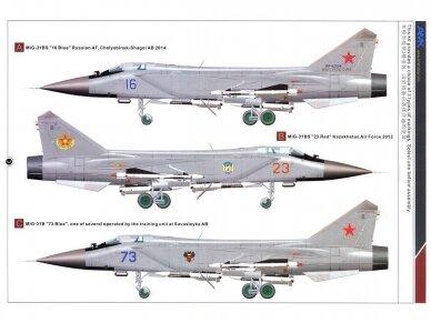 AMK - Mikoyan MiG-31B/BS Foxhound, 1/48, 88008 11