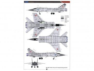 AMK - Mikoyan MiG-31B/BS Foxhound, 1/48, 88008 13