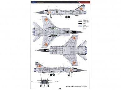 AMK - Mikoyan MiG-31B/BS Foxhound, 1/48, 88008 14