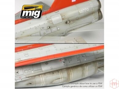 AMMO MIG - DESERT AIRPLANES SET. AMIG7424 4