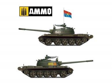 AMMO MIG - T-54B MID PRODUCTION, 1/72, 8502 5