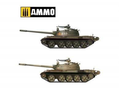 AMMO MIG - T-54B MID PRODUCTION, 1/72, 8502 6