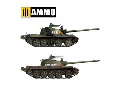 AMMO MIG - T-54B MID PRODUCTION, 1/72, 8502 3