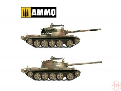 AMMO MIG - T-54B MID PRODUCTION, 1/72, 8502 4