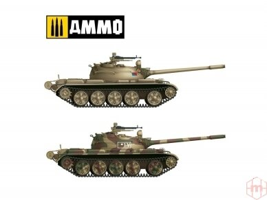 AMMO MIG - T-54B MID PRODUCTION, 1/72, 8502 7