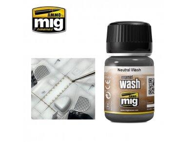 AMMO MIG - NEUTRAL WASH, 35ml, 1010