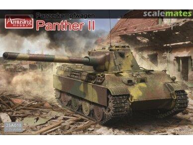 Amusing Hobby - Panther II, Mastelis: 1/35, 35A018