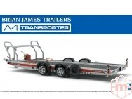Aoshima - Brian James Trailers A4 Transporter, 1/24, 05260