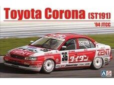 Aoshima Beemax - Toyota Corona [ST191] 94` JTCC, Scale: 1/24, 10396, 24013