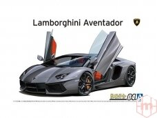 Aoshima - '11 Lamborghini Aventador LP700-4 su Fotoėsdintomis dalimis, Mastelis: 1/24, 05864+05865
