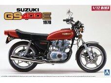 Aoshima - Suzuki GS400E 1978, Scale: 1/12, 05311