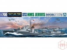 Aoshima - British Destroyer HMS Jervis Super Detail, Mastelis: 1/700, 05764