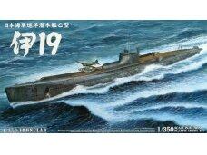 Aoshima - Japanese submarine I-19, Scale: 1/350, 04734