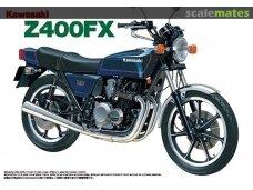 Aoshima - Kawasaki Z 400 FX, Mastelis: 1/12, 04151