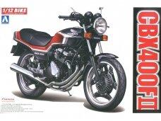 Aoshima - Honda CBX400FII, Mastelis: 1/12, 05167
