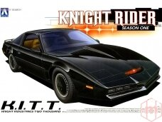 Aoshima - Knight Rider Season 1, Mastelis: 1/24, 04127