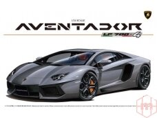 Aoshima - Lamborghini Aventador LP700-4 (Full Engine Detail), Scale: 1/24, 00142
