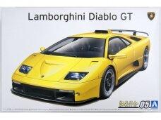 Aoshima - Lamborghini Diablo GT, 1/24, 05899