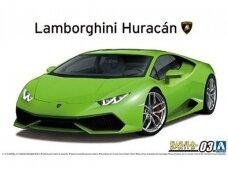 Aoshima - Lamborghini Huracan, 1/24, 05846