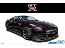 Aoshima - Nissan R35 GT-R Spec-V '09, Scale: 1/24, 05317