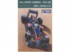 EBBRO - Mclaren Honda MP4 30 Japan GP, 1, Mastelis: 1/20, 20015