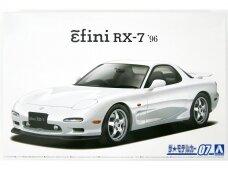 Aoshima - Mazda FD3S ɛ̃fini RX-7 '96, 1/24, 06127