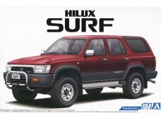 Aoshima -Toyota VZN130G Hilux Surf SSR-X Wide Body '91, Scale: 1/24, 05698