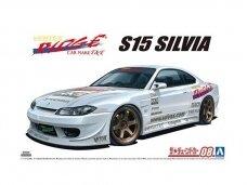 Aoshima - Vertex S15 Silvia '99 Nissan, Mastelis: 1/24, 05838