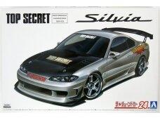 Aoshima - Nissan Top Secret S15 Silvia `99, 1/24, 05874