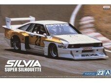 Aoshima - Silvia Impul Turbo Silhouette, Scale: 1/24, 05230