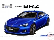 Aoshima - Subaru ZC6 BRZ `12, Scale: 1/24, 05161