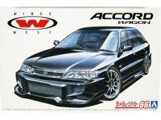 Aoshima - Wings West Honda Accord Wagon, 1/24, 05803