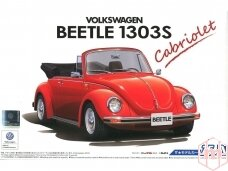 Aoshima - Volkswagen Beetle 1303S Cabriolet 1975, Scale: 1/24, 05572