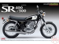 Aoshima - Yamaha SR400/500 `96, Mastelis: 1/12, 05169