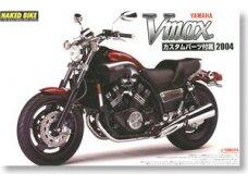 Aoshima - Yamaha Vmax w/Custom Parts 2004, Mastelis: 1/12, 05430