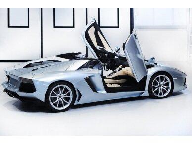 Aoshima - Lamborghini Aventador LP700-4 Roadster, Mastelis: 1/24, 00865 2