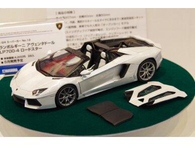 Aoshima - Lamborghini Aventador LP700-4 Roadster, Mastelis: 1/24, 00865 3