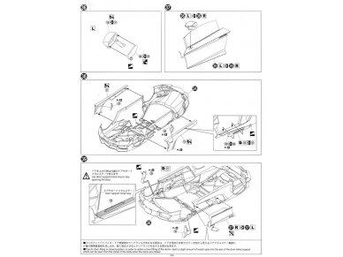 Aoshima - Lamborghini Aventador LP700-4 Roadster, Mastelis: 1/24, 00865 21
