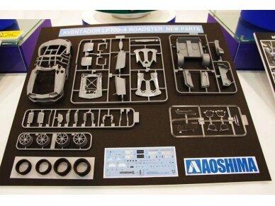 Aoshima - Lamborghini Aventador LP700-4 Roadster, Scale: 1/24, 00865 4