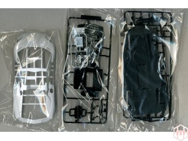 Aoshima - Lamborghini Aventador LP700-4 Roadster, Scale: 1/24, 00865 9