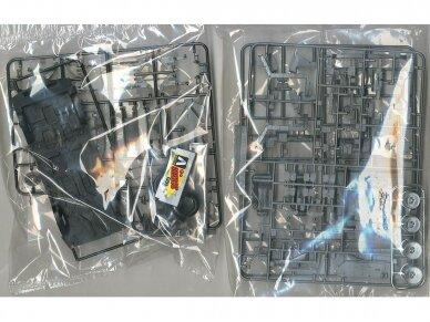 Aoshima - Back to the Future II Delorean, Scale: 1/24, 05917 5